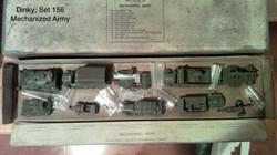 Dinky Mechanized Army Set