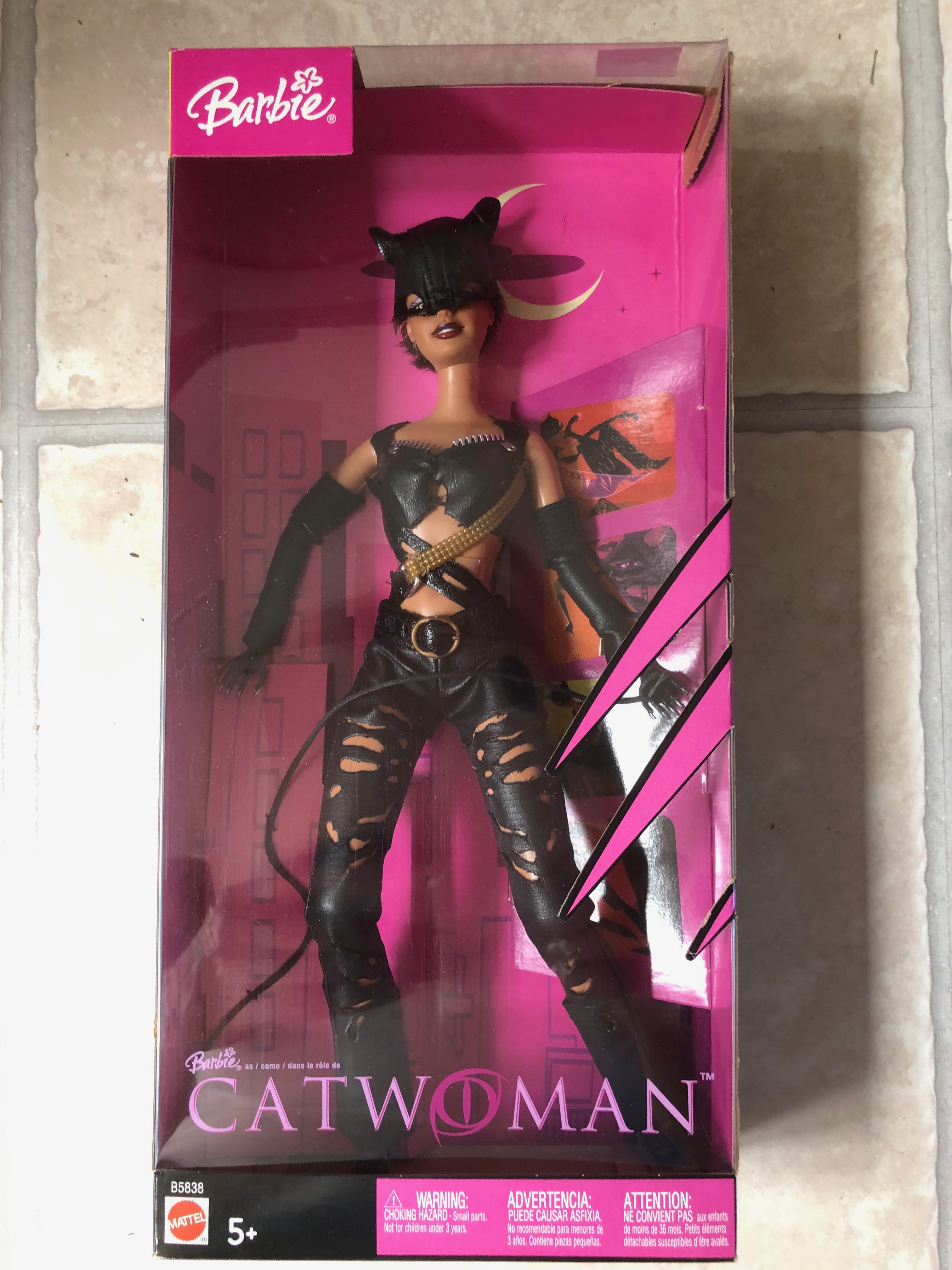 Barbie Catwoman