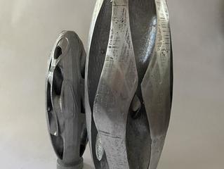 Exploring gyroids as a sculptor