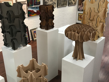 Heres a peek at home of the pieces that are in the gallery right now