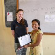 Graduation-youth-volunteer-lp4y-kathmand
