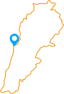 Liban map 2021.png