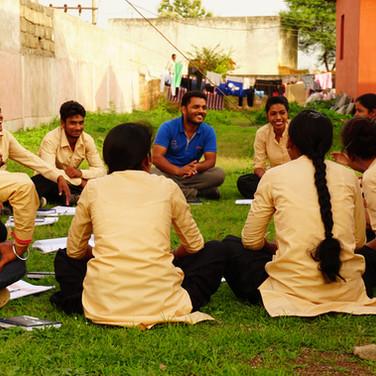 training-green-village-raipur-lp4y-india