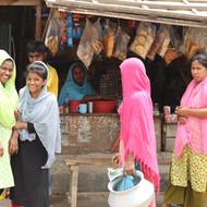 Bashantek Women at Stall.JPG