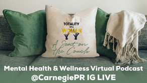Totality of A Woman - A Seat On The Couch - Virtual Podcast