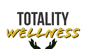 Totality Wellness Inc. is officially a 501c3 (Nonprofit organization)