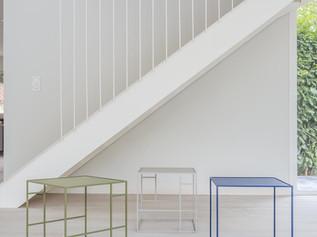 Escalier harpe et collaboration HELADO DESIGN