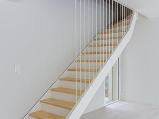 Escalier harpe
