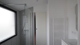 Salle de douche enfant - Fin des travaux