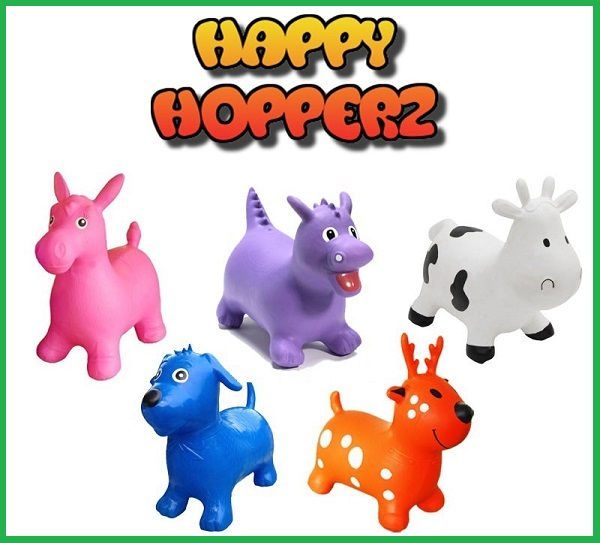 Happy Hopperz