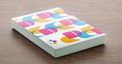 Caixa com pattern personalizado
