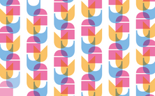 Pattern by 4 Luas