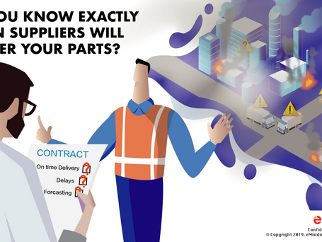 Why Should You Monitor Contract Manufacturing for Parts Delivery Forecasting