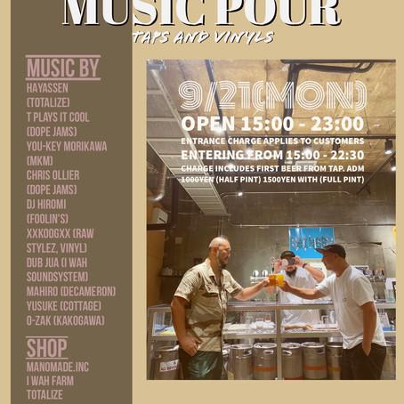 MUSIC POUR(9/21)
