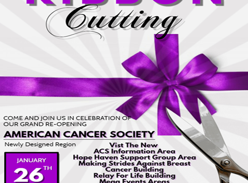 ACS Island Ribbon Cutting Ceremony