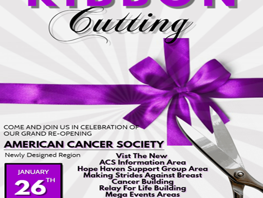 American Cancer Society in Second Life Campus Ribbon-Cutting & Open House