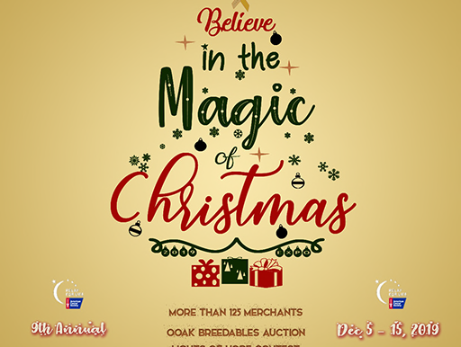 Believe in the Magic of Christmas 2019 SL Christmas Expo Now Accepting Merchants and Sponsors