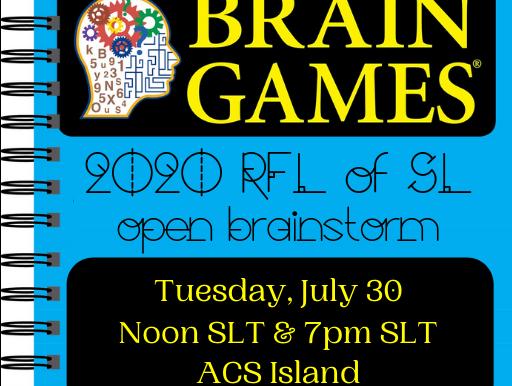 Brain Games 2020