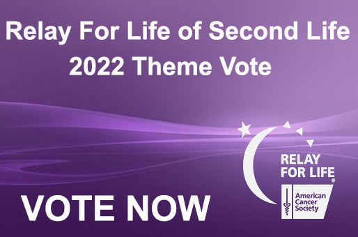 TIME TO VOTE FOR OUR THEME