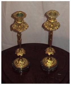 2 świeczniki