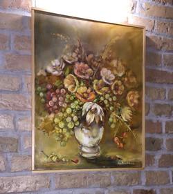 """""""Polne kwiaty i winogrona"""""""
