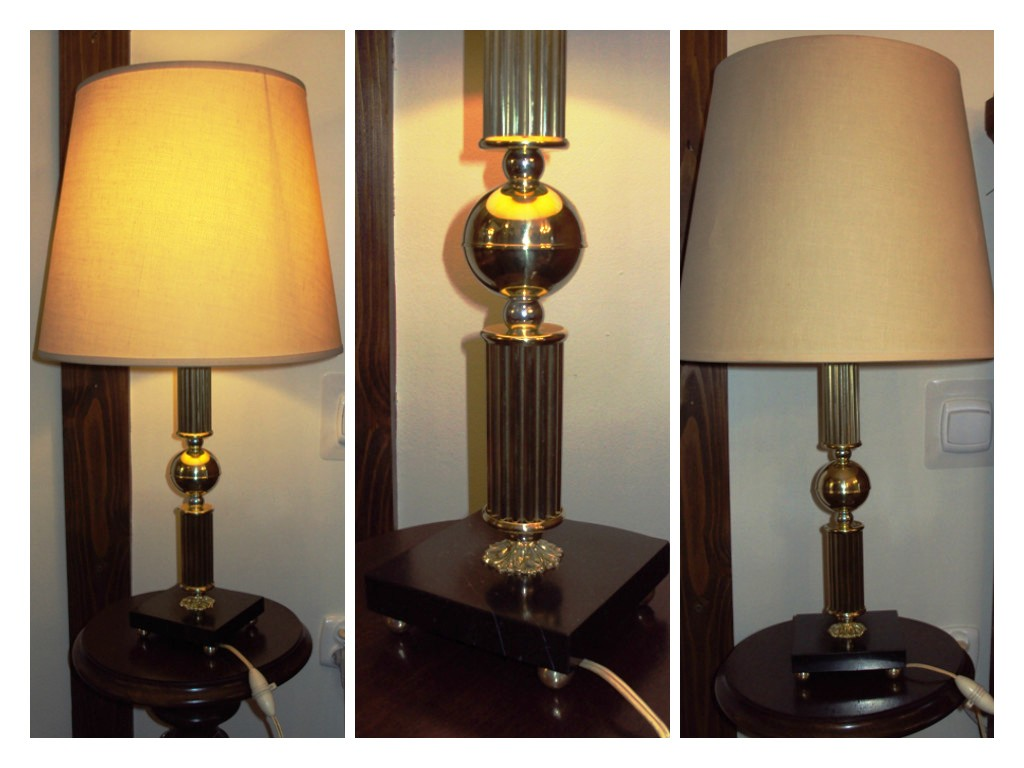 Lampa w typie art deco