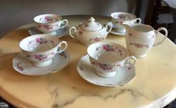 Porcelanowy serwis do kawy