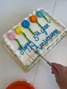 Celebrating FIVE YEARS of the Yard!
