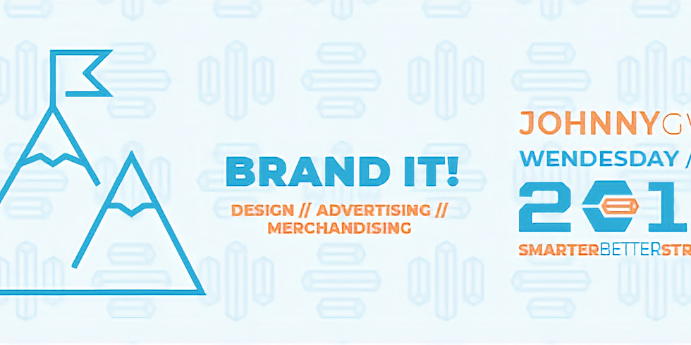 Session 2 - Claim Your Brand - Smarter, Better You in 2018