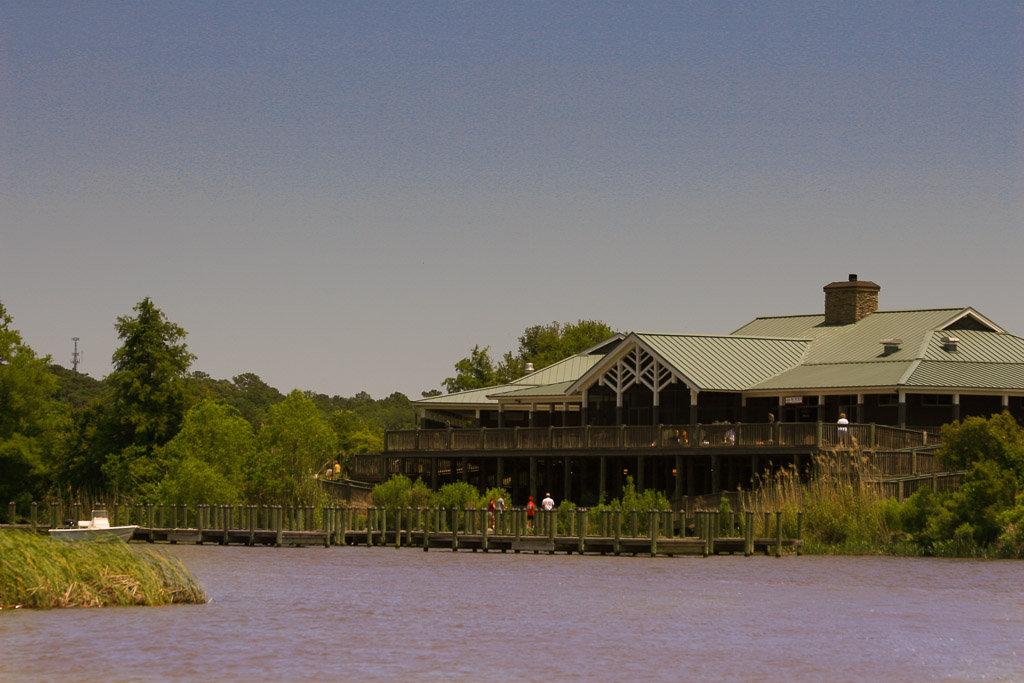 Mobile/Tensaw Delta & Mobile Harbor Tour
