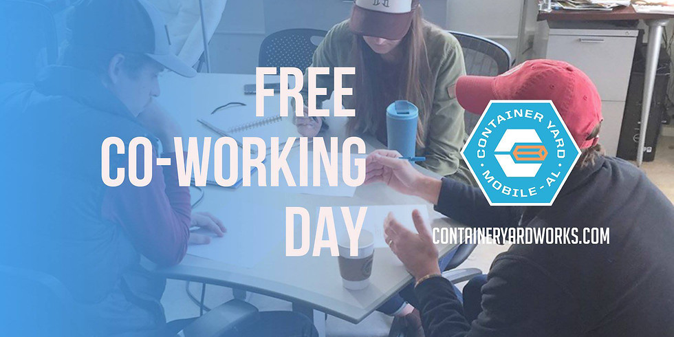 Open Co-Work Day