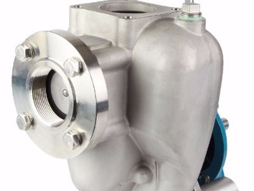 Choose a Self Priming Stainless Steel Double Seal Pump