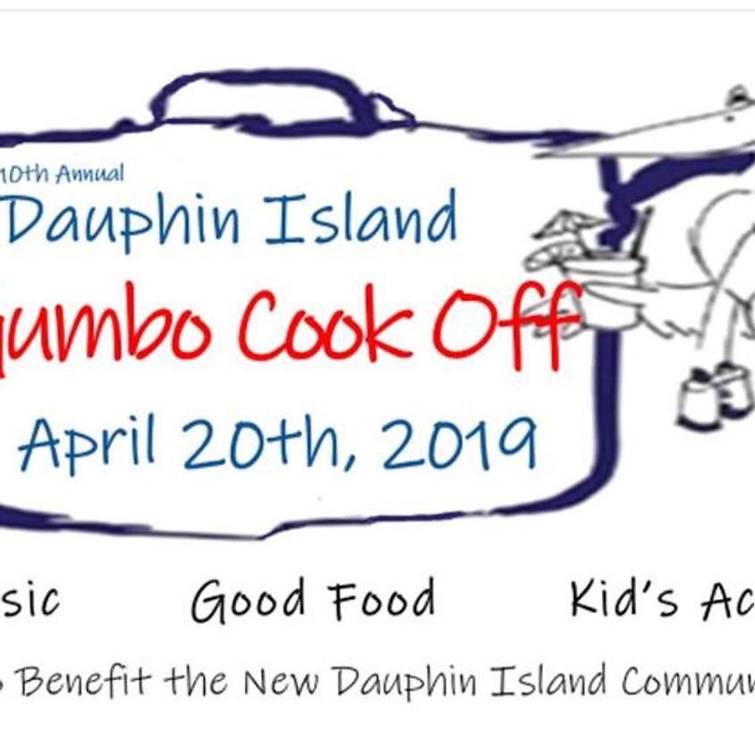 2019 Dauphin Island Gumbo Cook-Off