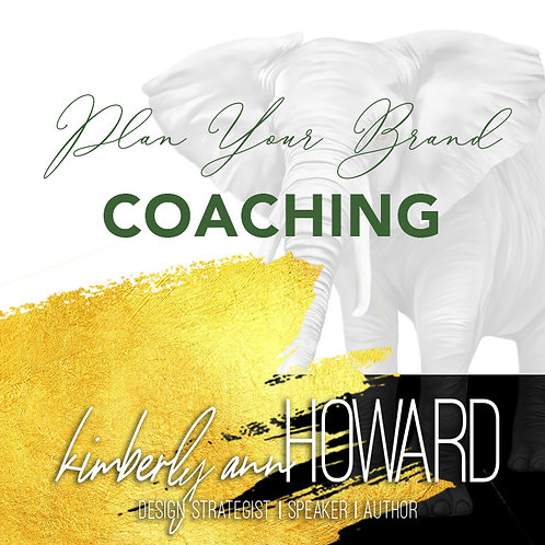 Plan Your Brand Coaching