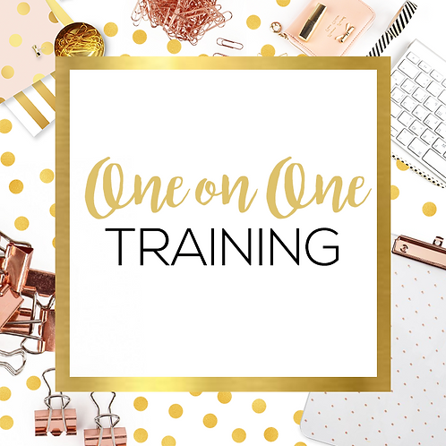 One on One Training