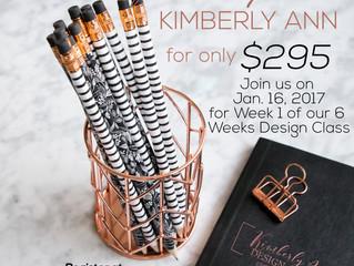 Kimberly Ann's Design (KAD) Academy
