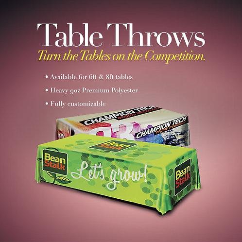 Table Throw