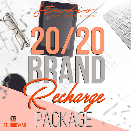 20/20 Brand Recharge