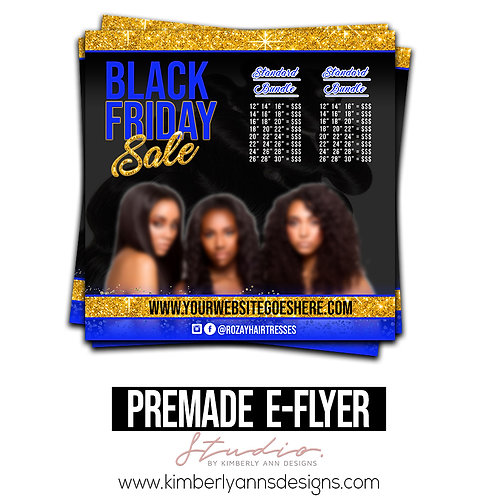 Black Friday Premade Template 3
