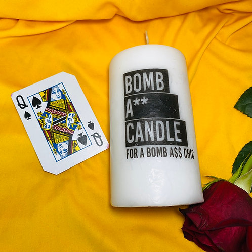 Bomb Chic Candle