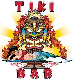 Tiki Bar Color