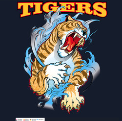 Water Tiger Color
