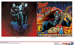 The Riot Act Cd Cover Color