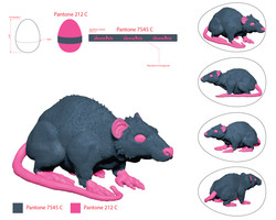 Gross Pets Rat