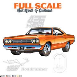 69 Road Runner 1