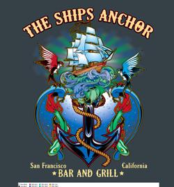 Ship Anchor Color