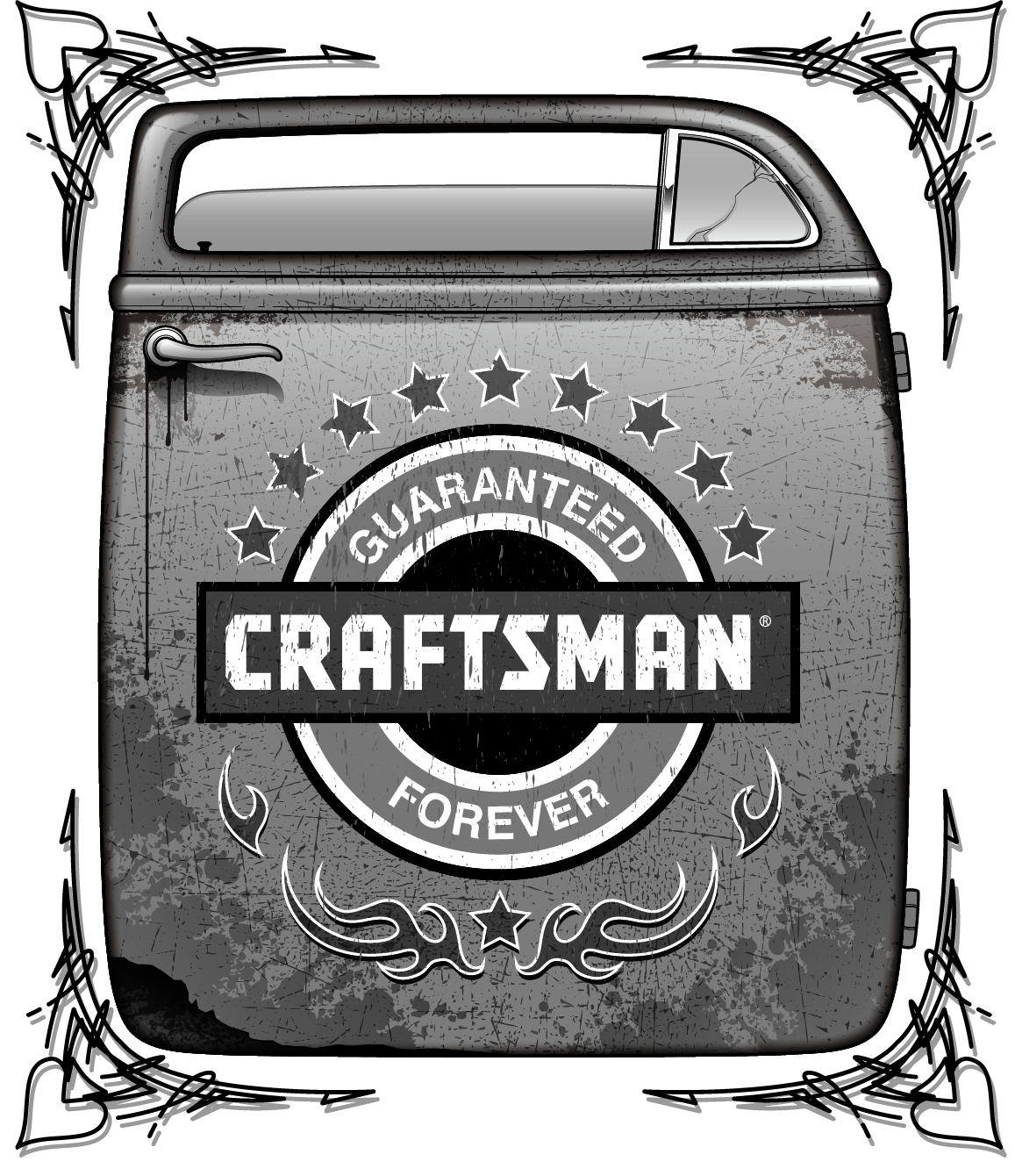 CraftsmanDoor