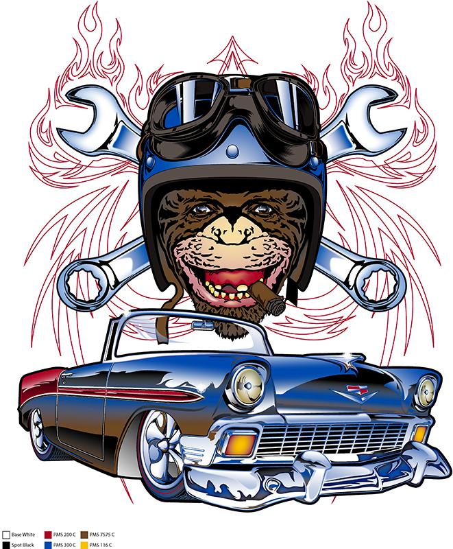 Monkey BelAir