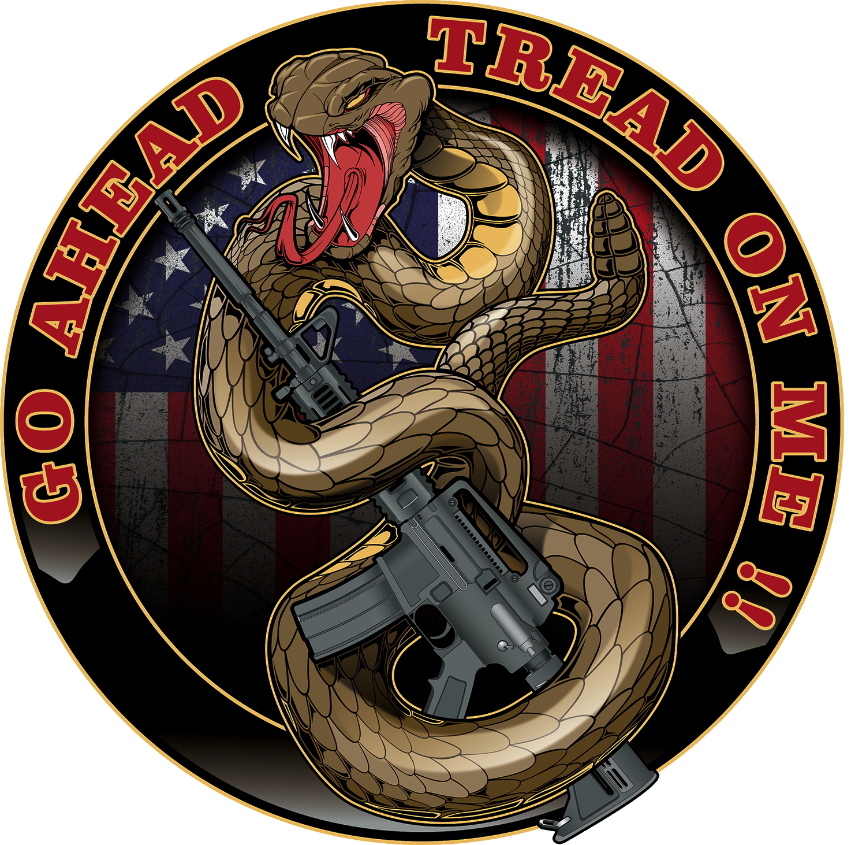 AR15 Snake