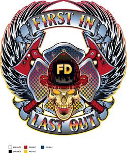 Fire Fighters Shield